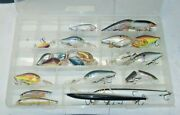 Vintage Rapala Lures - Made In Ireland - Lot Of 22