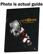 God Of War Iii Ultimate Edition Hard Cover Strategy Book W/insert By Brady Games
