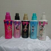 [unused/not For Sale] Sailor Moon Aroma Rich Winning Bottle 5 Pieces Set