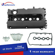 Engine Valve Camshaft Rocker Cover W/ Gasket For Chevy Cruze Sonic 1.8l Aveo1.6l