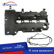 Camshaft Valve Cover W/gasketandbolts For Buick Encore Chevy Cruze Sonic Trax 1.4l