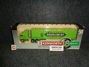 Wrigley's Doublemint Chewing Gum Kenworth 1/64th Diecast Truck New In Box B