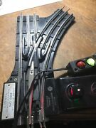 Lionel 022 Remote Control Switch Right Hand Turnout With New Wire .. Very Nice81