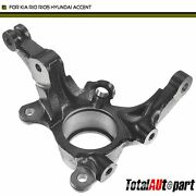 Steering Spindle Knuckle Cast Iron Front Right For Kia Rio Rio5 Hyundai Accent