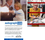 Helen Mirren Signed Autographed Red 8x10 Photo B Proof Guns And Action Acoa Coa