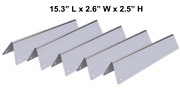 Flavorizer Bars Weber Spirit 300 310 E310 Replacement Grill Parts Bbq Gas Grills