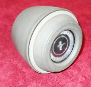 1967 Mustang Fastback Coupe Convertible Orig Steering Wheel Horn Pad W Emblem