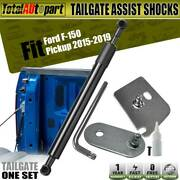 New Tailgate Assist Shocks Struts Lift Supports For Ford F-150 2015-2020 Dz43204