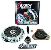 Exedy Racing Stage 2 Thick Clutch Kit Set For 1993-99 Mazda Rx-7 Twin Turbo Fd