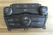 Dodge Challenger Heater A/c Climate Radio Control 15-16 68184926 G0120926