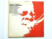 Stanley Turrentine - Rough And039n Tumble Blue Note 12 Lp Stereo Bst-84240
