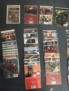 87 Item Lot Marvel Civil War 1 2006 Collection Nm Condition 50 Goes To Charity