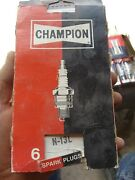 Vintage Champion N-13l Spark Plugs New Old Stock. 2 Packs Of 6