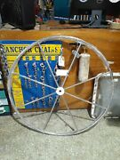 42 Inch 8-spoke Destroyer Wheel With 3/4 Streight Bore Cnc1690-123
