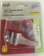Danco Brand 80834 Universal Lever Diverter Handle With Adapter New