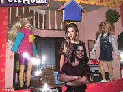 """Full House8"""" Doll Figures Mego Dj And Stephanie Tanner New Sealed Retro"""
