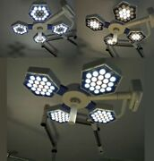 Hospital Use Ot Led Operating Light For Cold Surgical Ot Room Lamp 140000 Lux @