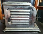 Very Early Vintage 1921 Toastmaster Toaster Waters Genter Co Not 1a1 It Works