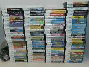 Nintendo Ds Games Complete Carts Fun You Pick And Choose Video Games Lot Up 9/25
