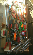 Huge Lot Of Snap On Tools Wrenches Sockets Screwdrivers Mac Blue Point Matco