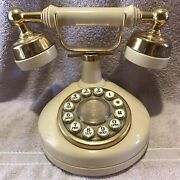 Western Electric Push Button Phone Gently Used Without Cord Working Condition 👀
