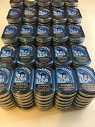 Lot Of 62 Camel Snus Tin Cans Crafts Storage Survival Backpacking Scrapbooking
