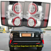 For Land Rover Range Rover L322 Hse 2010 2011 2012 Rear Tail Light Left+right