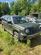 2008 Jeep Patriot Complete Roof Rack Assembly With Cross Bars