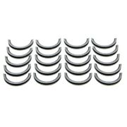 Sce Gaskets 1105-10 Rear Main Seal 2 Piece Silicone For Sb Chevy 10pc New