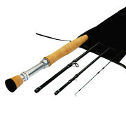 Fly Rod Fly Fishing Rods9ft 8 Weight Graphite 4 Pieces Fast Action Ic 180521