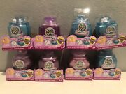 New Pikmi Pops Lot Of 8 Surprise Cheeki Puffs Scented Shimmer Puff Ages 4+ B3