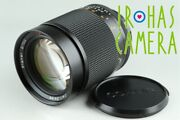 Contax Carl Zeiss Planar T 100mm F/2 Mmj Lens For Cy Mount No 000000623806a2