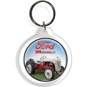 Ford 8n Redbelly Red Belly Antique Farm Garden Tractor