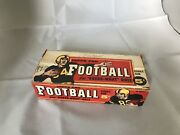 Topps Chewing Co. Pro Football Bubble Gum Display Box