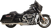 Bassani Manufacturing - 1f21ss - Long Road Rage Iii Stainless 2-into-1 Exhaust S
