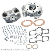 Sands Cycle - 90-1497 - Super Stock O-ring Style Cylinder Head Kit Harley-davidson