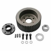 Belt Drives Ltd - Ev-52 - Front Pulley Replacement For 2in. Open Belt Drives