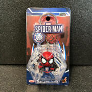 Hot Toys Toy Sapiens Spider-man Key Chain Toy Sapiens 250 Limited Cosbaby 88