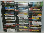 Sony Psp Games Complete Fun You Pick And Choose Video Game Good Titles Update 5/15