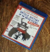 Oliver Stone's Untold History Of The United States World War Ii Part 1 Blu-ray