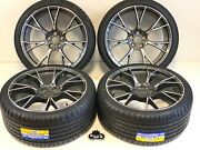 20 Inch Wheels Rims And Tires Fit Bmw M5 F90 G30 G31 Style M6 B7 5x1120.6 5x112