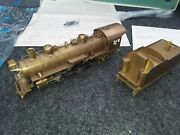 Nwsl Brass Norfolk And Western Pacific Class E-2a Or E-2b 4-6-2 1910 Alco