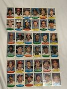 1974 Topps Test Baseball Stamp Complete Set 240 24 Uncut Panels W/ 288 Stamps