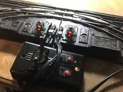 One Pair Lionel No.1122 Non Derailing Switches For 027. 115