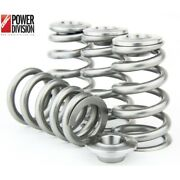Gsc Power 5067 Conical Valve Spring With Ti Retainer For Toyota 3sgte New