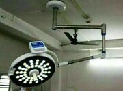 Solitaire 48 Single Dome Ot Room Light Surgical Operation Resistant Material @
