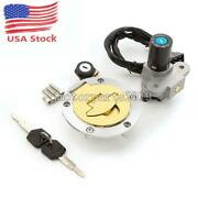 Us Ignition Switch Fuel Gas Cap Seat Lock For Ducati Monster 620 750 900 St2 St4