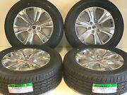 20 Ford F150 Expedition Set 4 04-19 Polished Factory Oem Wheels Rims Tires Ofrd