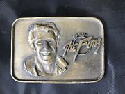 """1976 Happy Days """"the Fonz"""" """"aaay"""" Fonzie Belt Buckle Paramount Pictures"""