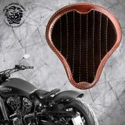 Seat +mounting Plate Indian Scout Since Andacute17 Std Glossandvelvet Blackandbrown V2 Xs/2